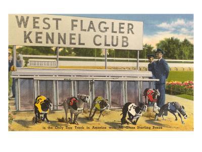Greyhound Track, Flagler, Florida