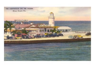 Lighthouse, Miami Beach, Florida