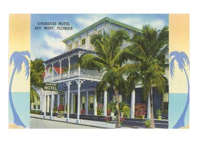 Overseas Hotel, Key West, Florida