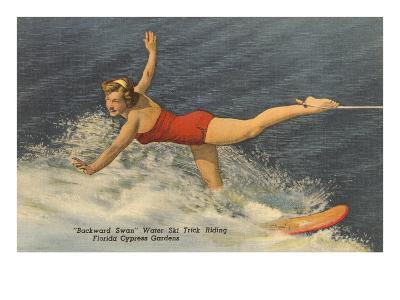 Trick Water Skier, Florida