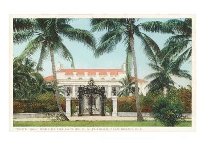 Flagler Home, Palm Beach, Florida