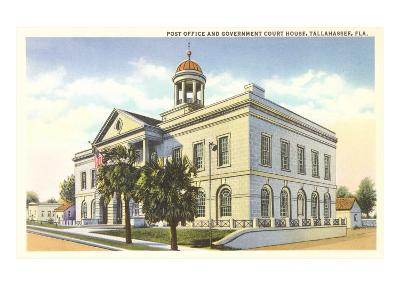 Post Office, Courthouse, Tallahassee, Florida