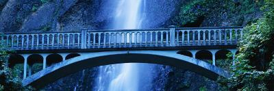 Footbridge Multnomah Falls, OR