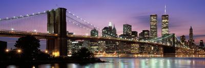 Brooklyn Bridge New York Ny, USA