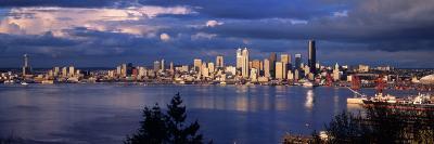Washington, Seattle, Puget Sound