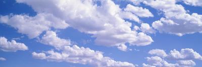 Clouds Moab Ut, USA