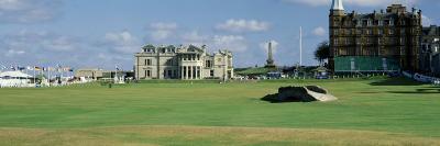 Silican Bridge Royal Golf Club St Andrews Scotland