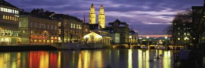 River Limmat Zurich Switzerland