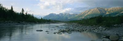 Kennicott River Wrangell St Elias National Park, AK