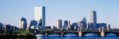 Longfellow Bridge Boston, MA