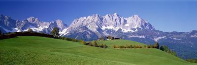Ellmau Wilder Kaiser Tyrol Austria