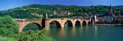 Karl-Theodor Bridge Heidelberg Germany