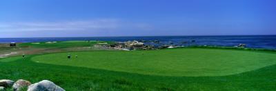 Golf Course Spyglass Hill, CA
