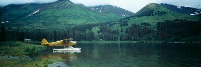 Float Plane Kenai Peninsula Alaska, USA