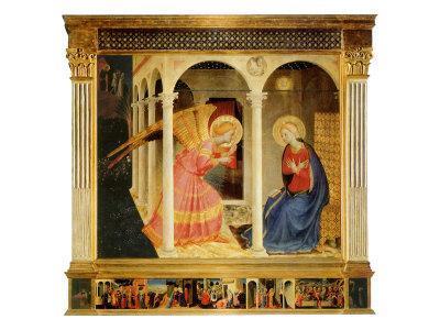 Annunciation, 1425