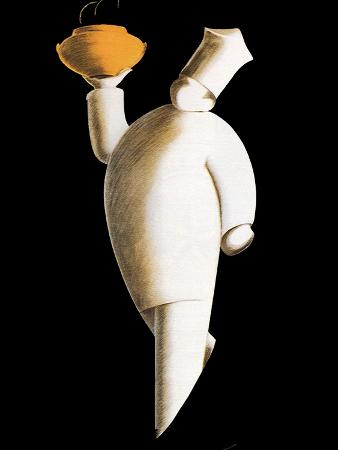 Art-Deco Chef, 1927
