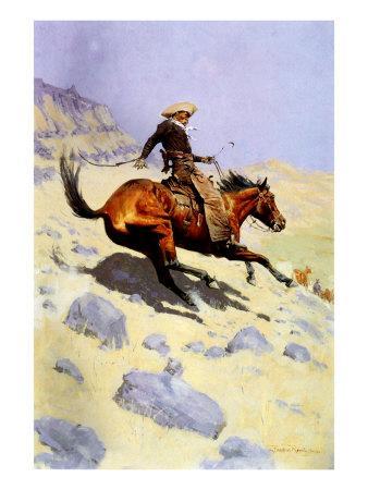 The Cowboy, 1902