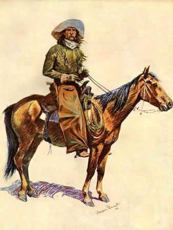 An Arizona Cowboy