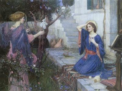 The Annunciation, 1914