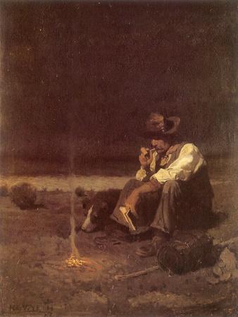 The Plains Herder, 1908
