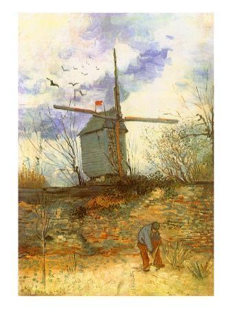 The Windmill, 1886