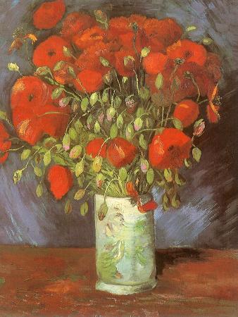 Vase of Poppies, 1886