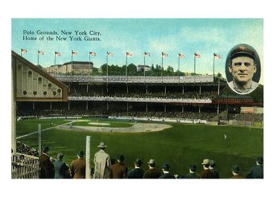 Polo Grounds Diamond, 1910