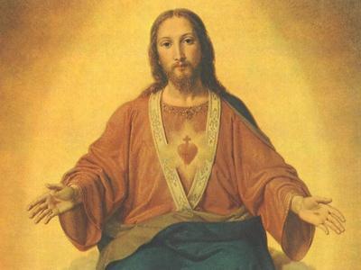 Sacred Heart of Jesus, 1965