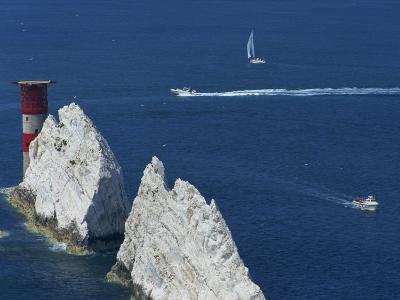 Needles, Isle of Wight, England, United Kingdom, Europe