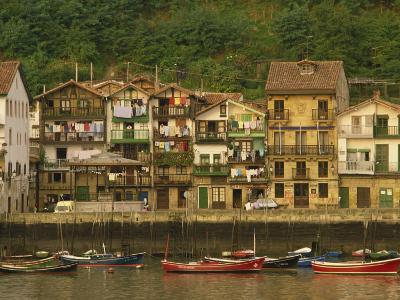 Passajes De San Juan Near San Sebastian, Pais Vasco, Spain