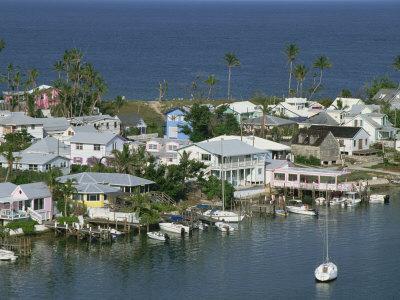 Hopetown, Abaco, Bahamas, Central America