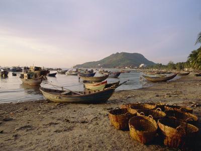 Bai Truoc Front Beach, Vung Tau Town, Saigon, Vietnam, Indochina, Southeast Asia