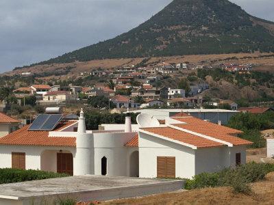 New Homes in Vila Baleira, Porto Santo Island, Off Madeira, Portugal, Atlantic, Europe