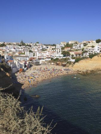 Carvoeiro, Algarve, Portugal, Europe