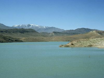 Lake Near Ziarat, Baluchistan, Pakistan