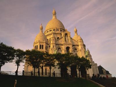 Sacre Coeur, Montmartre, Paris, France, Europe