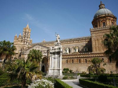 Cathedral, Palermo, Sicily, Italy, Europe