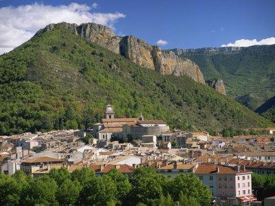 Digne Les Bains, Alpes De Haute Provence, Provence, France