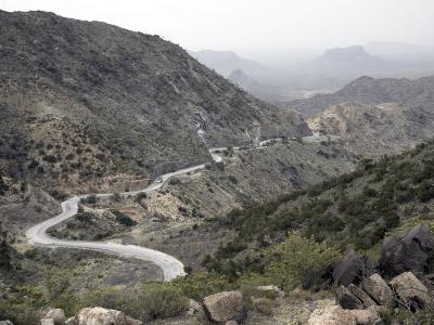 Sheekh Mountains and the Burao to Berbera Road, Somaliland, Northern Somalia