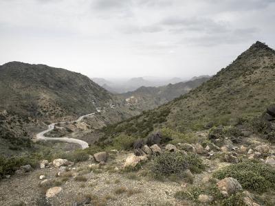 Sheekh Mountains and the Burao to Berbera Road,Somaliland, Northern Somalia