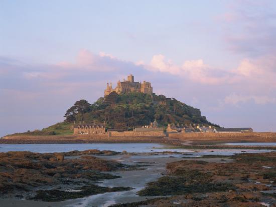St Michael S Mount Cornwall England United Kingdom