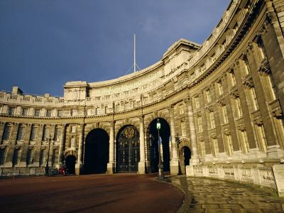 Admiralty Arch, at the End of the Mall, Off Trafalgar Square, London, England, United Kingdom
