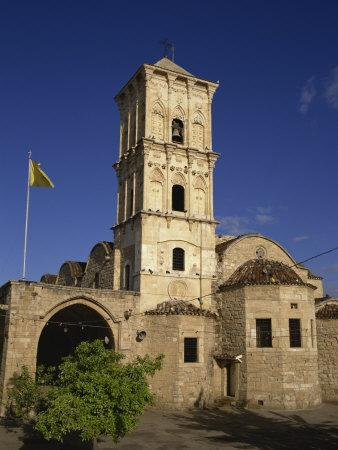 9th Century Church of St. Lazarus, Contains the Tomb of Lazarus, Larnaca, Cyprus
