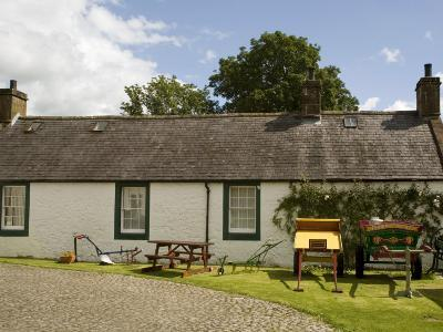 Ellisland, Robert Burns' Farm Near Dumfries, Galloway, Scotland, United Kingdom, Europe