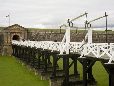 Fort George, Near Inverness, Scotland, United Kingdom, Europe