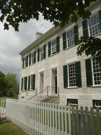 Shaker Village at Pleasant Hill, Lexington, Kentucky, United States of America, North America