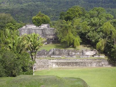 Mayan Ruins, Xunantunich, San Ignacio, Belize, Central America