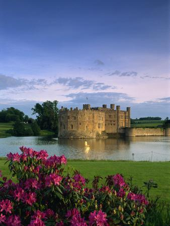 Leeds Castle, Kent, England, United Kingdom, Europe