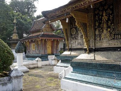 Wat Xieng Thong, Luang Prabang, UNESCO World Heritage Site, Laos, Indochina, Southeast Asia