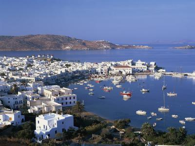 Mykonos, Cyclades Islands, Greek Islands, Greece